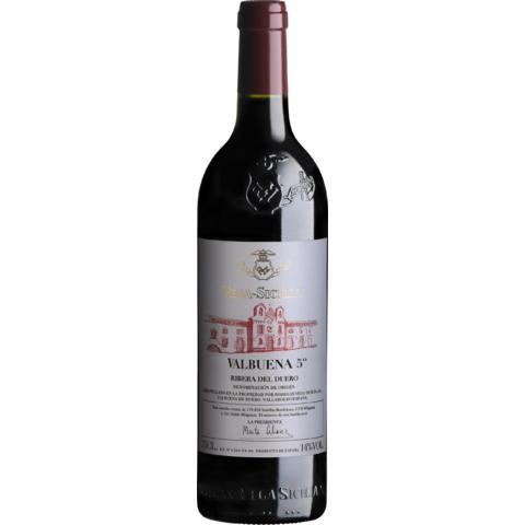 vino-tinto-ribera-del-duero-valbuena