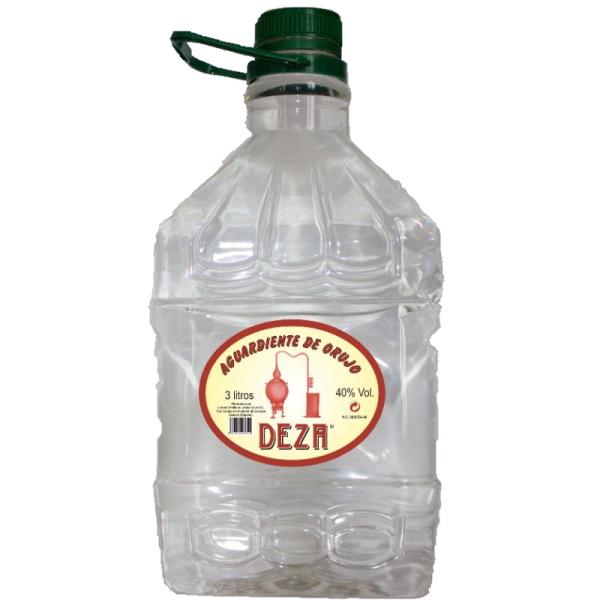 AGUARDIENTE-Orujo-DEZA-Garrafa3L