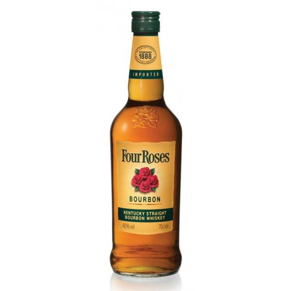 Whisky-Bourbon-4Rosas-70cl